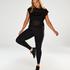 HKMX Make Me Zen High Waisted Legging , Zwart