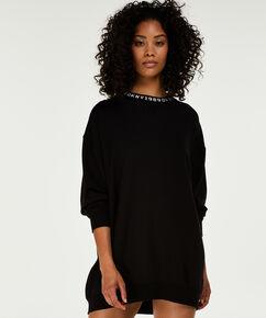Chemise de nuit à manches longues DKNY, Vert