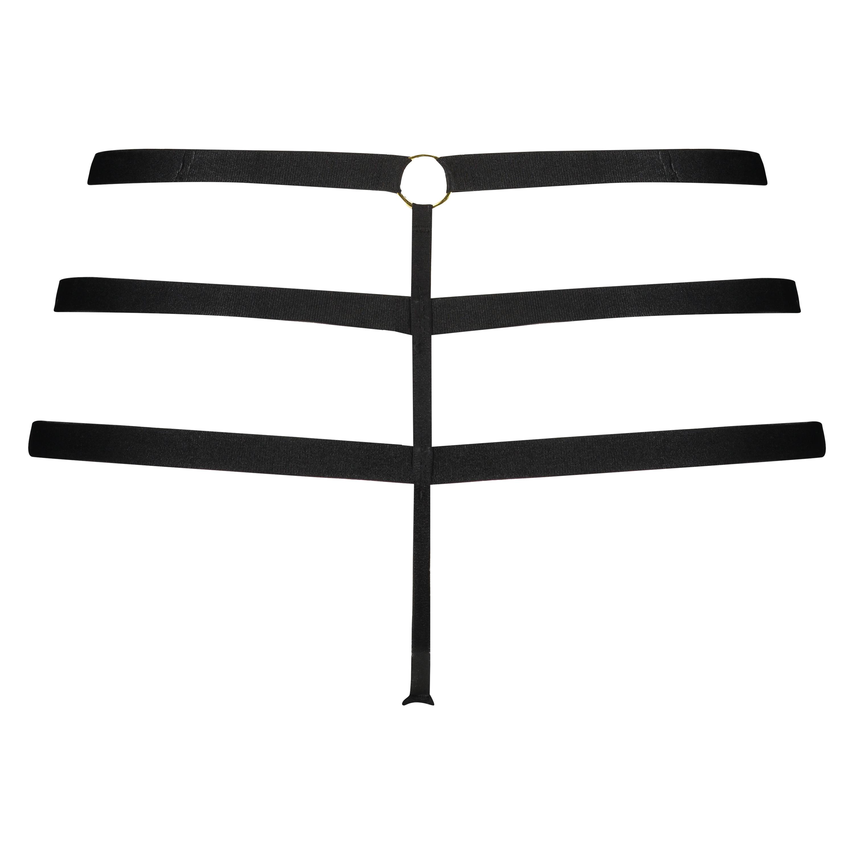 String Shadow, Noir, main