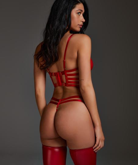 String Vicky, Rood
