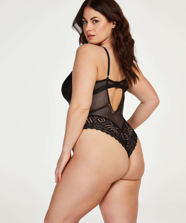 Body Jerrine I AM Danielle, Zwart, main