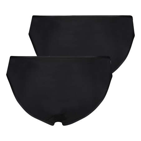 2-pack slips Angie, Zwart