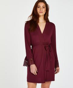 Kimono Vera Lace, Rood