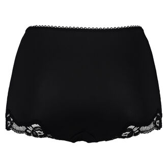 Boxer Secret lace, Noir