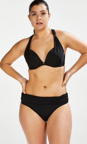 Haut de bikini à armatures préformé Sunset Dreams Taille E +, Noir