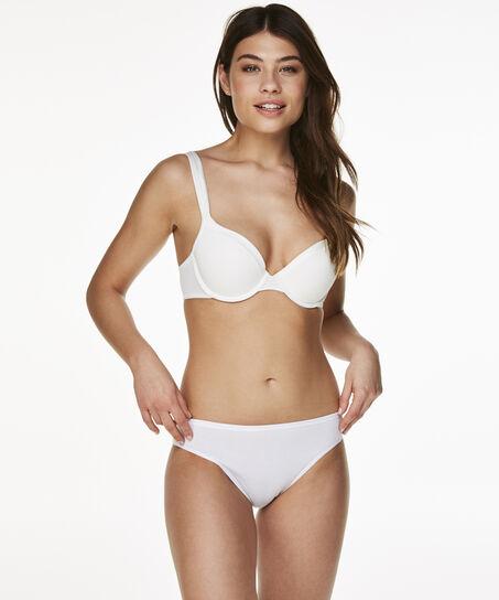 Superslip Rio coton, Blanc