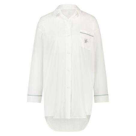 Nachthemd Doutzen, Wit
