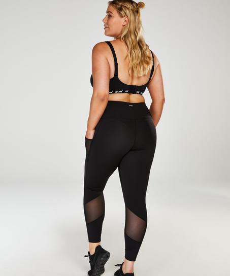 HKMX Legging taille haute Oh My Squat , Noir