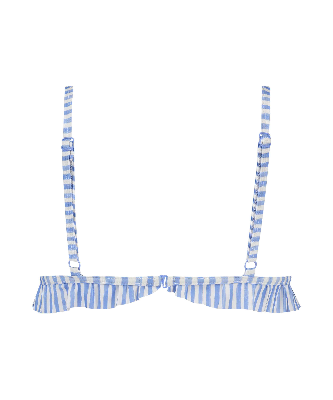 Triangle bikinitop Julia, Blauw, main