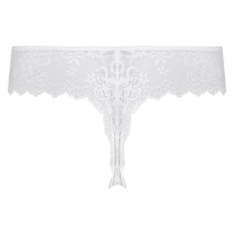 Invisible string Lace back, Wit