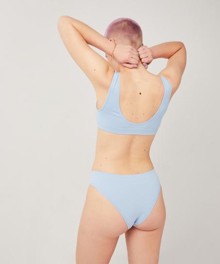 Brassière Bae, Bleu
