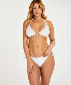 Slip de bikini Rio Remi Stitch, Blanc
