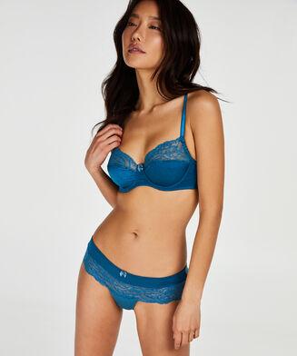 Boxer string Sophie, Bleu
