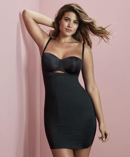 Corrigerende jurk - Level 3, Zwart