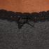 String coton, Gris