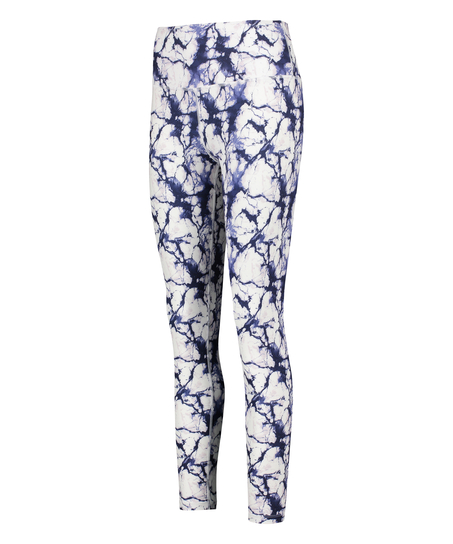 HKMX Oh My Squat High Waisted Legging, Wit