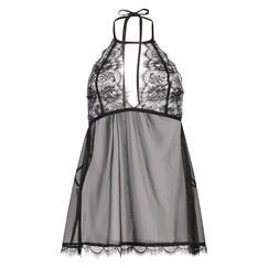Baby-doll Lace, Noir