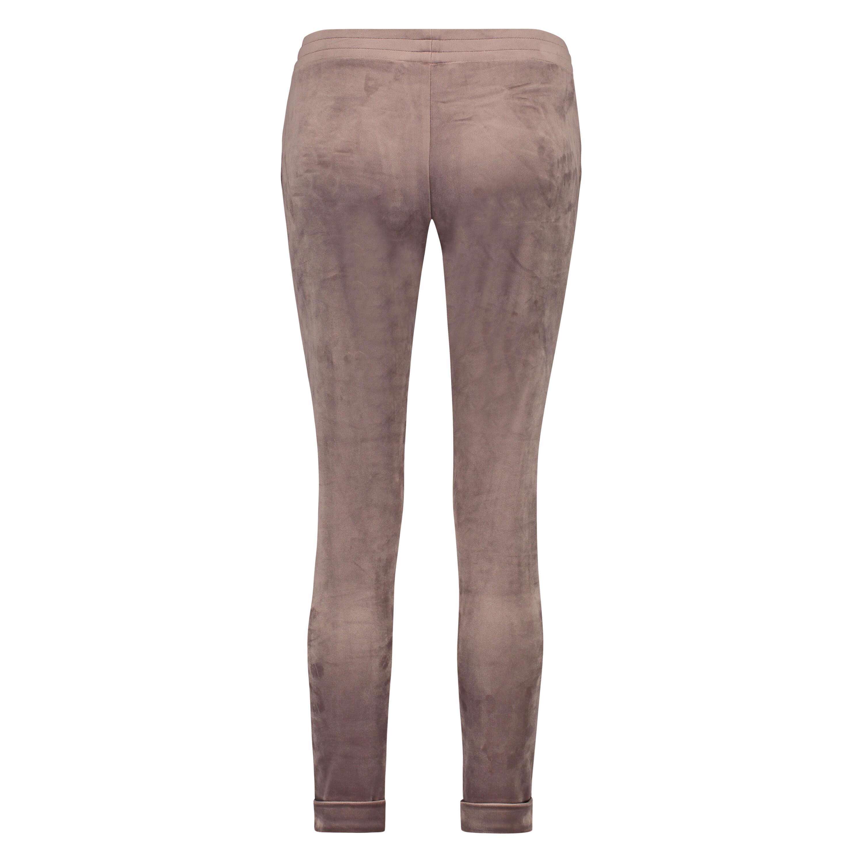 Pantalon de jogging Velours, Brun, main