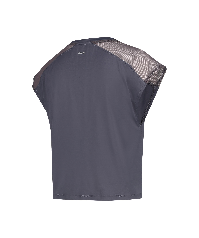 T-shirt HKMX Sport Joya, Gris, main