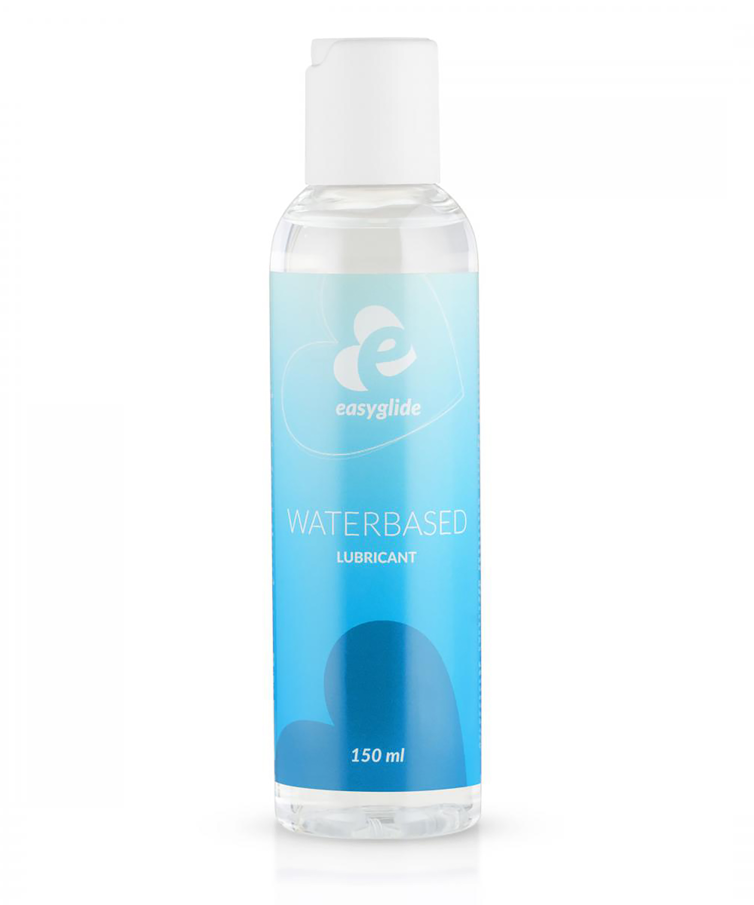 EasyGlide Water Lubricant - 150 ml, Wit, main