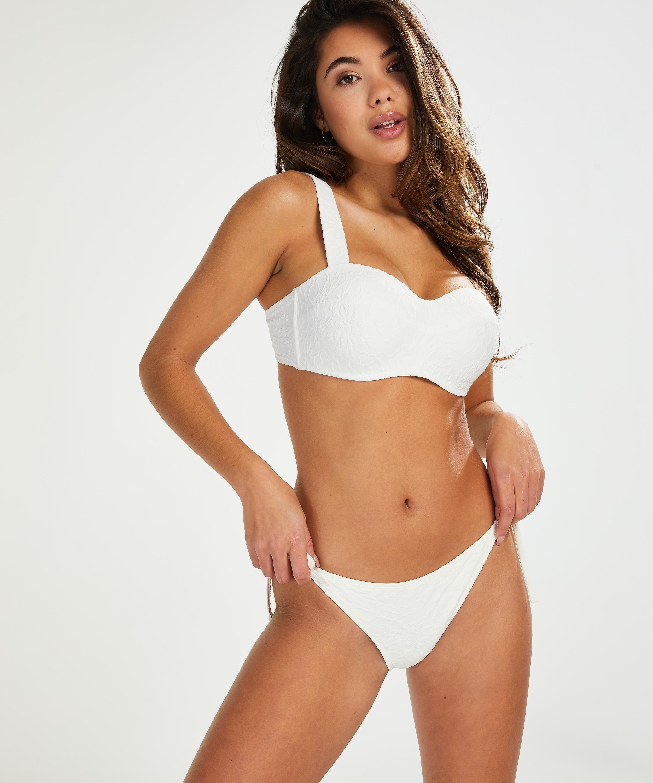 Rio bikinibroekje Libby, Wit, main