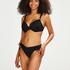 Rio bikinibroekje Crochet, Zwart
