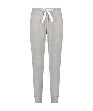 Pantalon de pyjama Tall Brushed Rib, Gris