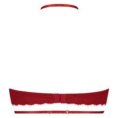 Soutien-gorge à armatures préformé Adele, Rouge