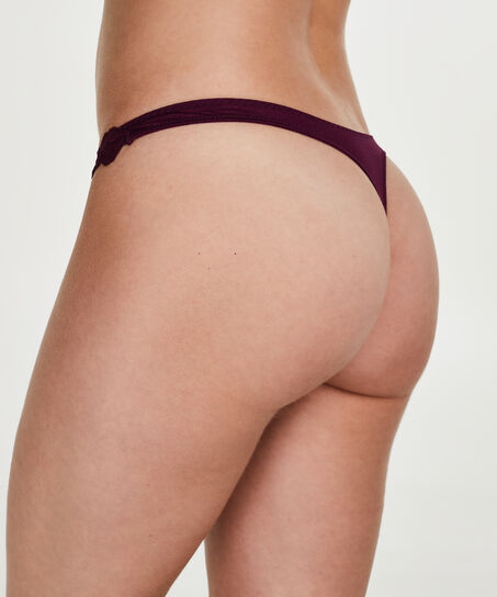 String Secret Lace, Paars