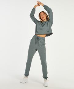 Pantalon de jogging Sweat French, Vert