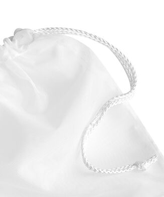 Filet lingerie cordon, Blanc