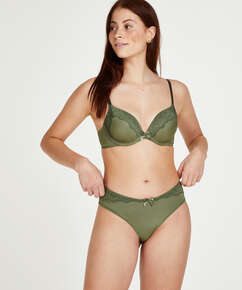 Brazilian short Gina, Groen