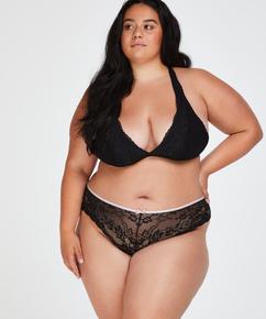 Brazilian short Xenna, Zwart