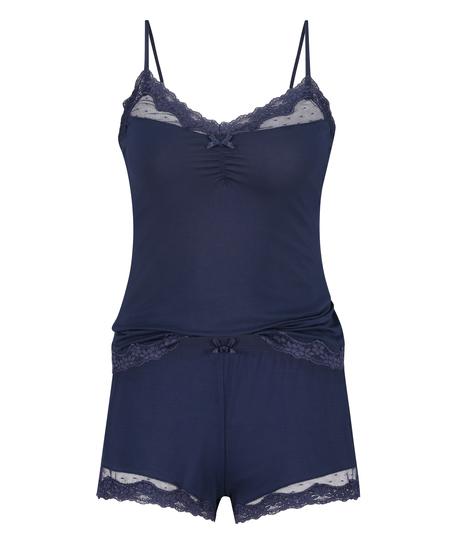 Pyjama, Bleu