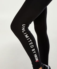 HKMX Sportlegging level 1, Zwart