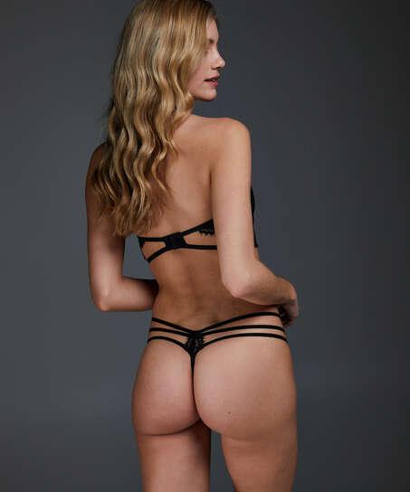 String Eve, Zwart