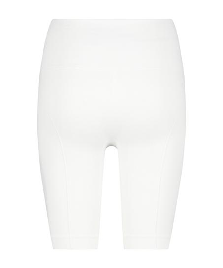 Short cycliste Bae, Blanc