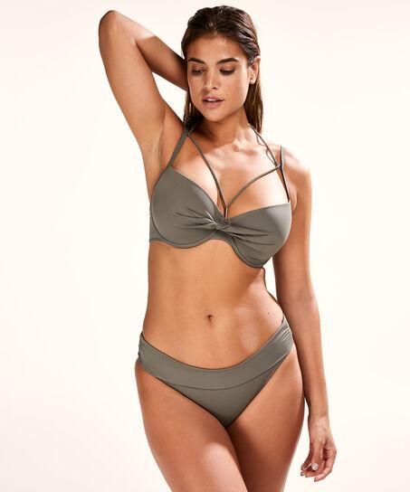 Voorgevormde beugel bikinitop Sunset Dream, Groen