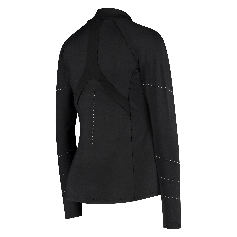 HKMX Run Baby Run Jacket, Zwart, main