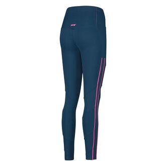 Legging de sport taille haute HKMX, Bleu