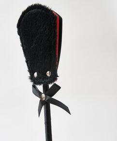 Martinet Private Fake Fur, Noir