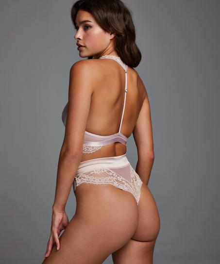 Bralette Amelia, Roze