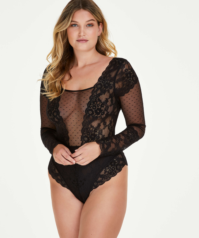 Body Elizabeth, Zwart, main