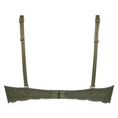 Soutien-gorge à armatures préformé Angie, Vert