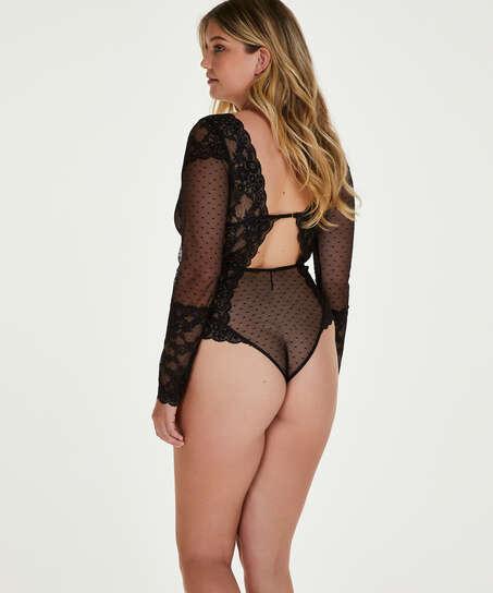 Body Elizabeth, Zwart