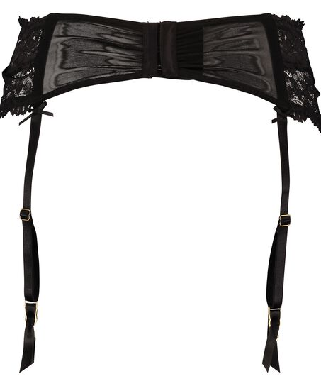 Suspenders Jolie, Noir