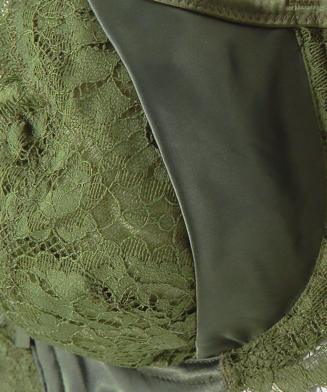 Niet-voorgevormde beugel bh Hannako, Groen, main