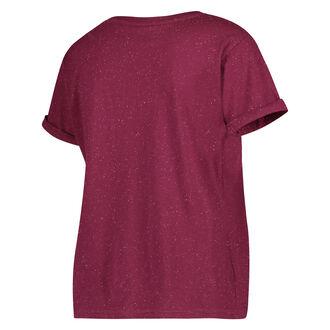HKMX Sportshirt met korte mouwen, Paars