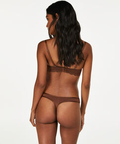 String Angie Nude, Brun