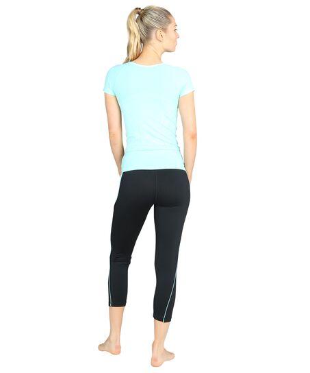 Sports leggings Victoria, Blauw